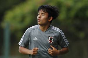 Real Madrid beat Barcelona, Man City in race to sign 'Japanese Messi'