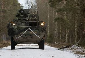 Russia warns NATO over US-Poland troop move