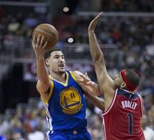 Warriors Confirm Klay Thompson Tore His ACL During Game 6