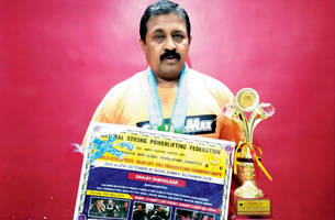 post major surgery, powerlifter all set to represent india