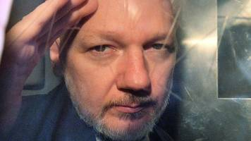 assange extradition hearing to be held in 2020
