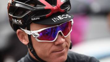 froome faces 'at least six months' out of cycling - surgeon