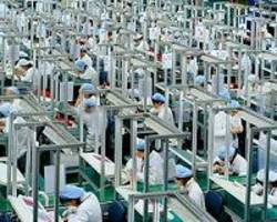 More worry for China as industrial growth disappoints
