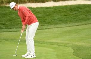 Justin Rose birdies the 4th at Pebble Beach in the 2019 U.S. Open