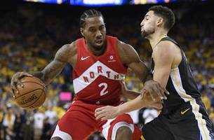 King of the North: Kawhi Leonard wins Finals MVP