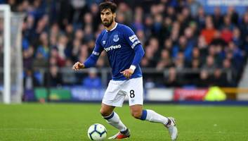 andre gomes 'on the verge' of permanent move to everton as barça midfielder chooses toffees