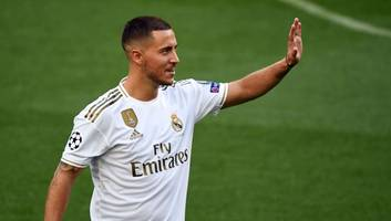 eden hazard reveals how luka modric responded to his request to take real madrid's number 10 shirt