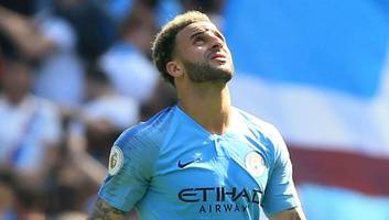 Kyle Walker Close to Agreeing New Man City Deal After Impressive End to Last Season