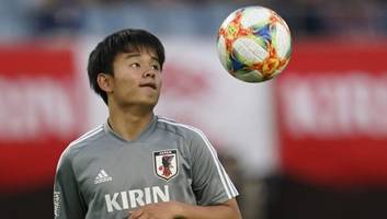 real madrid officially announce signing of japanese youngster takefusa kubo from fc tokyo