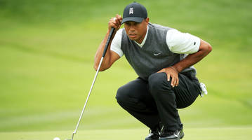 Tiger Woods Manages One-Under 70 Despite Up-and-Down Opening Round at U.S. Open