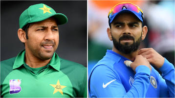 one billion tv viewers & 700,000 ticket applications - world cup set for india v pakistan
