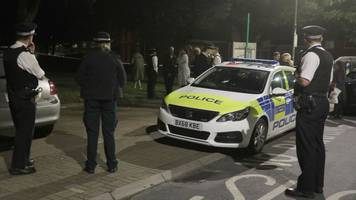 two london teens murdered within minutes of each other