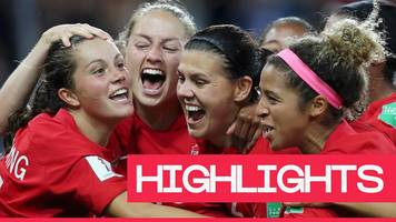 women's world cup 2019: canada beat new zealand 2-0 to reach last 16