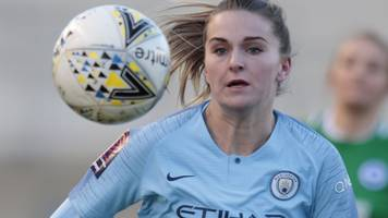 Melissa Lawley: Liverpool Women sign Manchester City and England winger