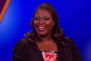 catchphrase contestant won't stop laughing and it's driving viewers mad