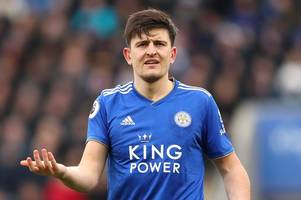 Manchester City's transfer policy could boost Leicester City's Harry Maguire hopes