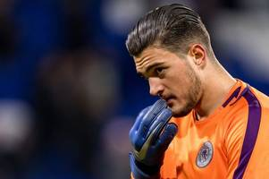 what are nottingham forest's goalkeeping options if martin o'neill lands arno muric?