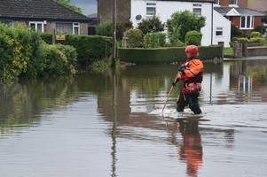 'Not out of the woods yet' - Almost 600 homes evacuated in Wainfleet area as flood chaos continues