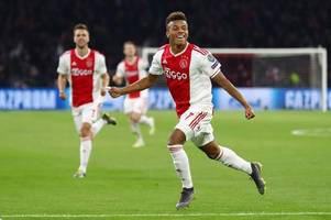 david neres delivers update on his future amid arsenal and everton transfer links