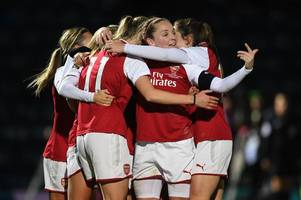 vivianne miedema, danielle van de donk and the arsenal stars of the women's world cup