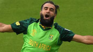 south africa beat afghanistan by nine wickets for first world cup win