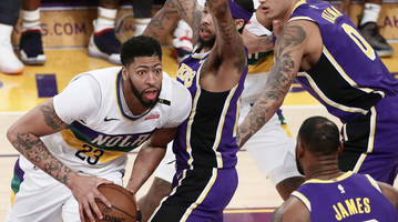 After Lakers Agree to Anthony Davis Trade, Twitter Is Figuring Out Their Next Move