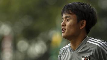 takefusa kubo: the bizarre reason why barcelona missed out to real madrid for 'japanese messi'