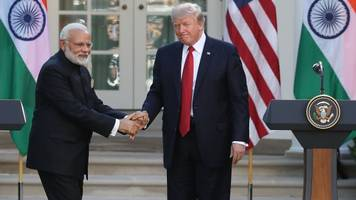 India Increases Tariffs On US Goods After Trump Action On Trade