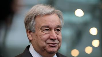 Reuters: UN Secretary General Urges The EU To Raise 2030 Climate Goal