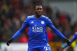 Wilfred Ndidi responds to links with a move to Manchester United and Liverpool