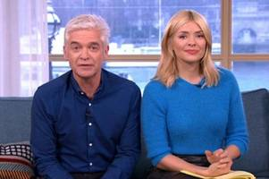 Holly Willoughby speaks out over rumours of Phillip Schofield rift with defiant Instagram message