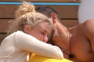 Love Island's Tommy Fury and Lucie shockingly flirt before explosive recoupling