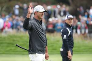 Gary Woodland holds US Open lead but faces final day battle as Brooks Koepka eyes historic three-peat