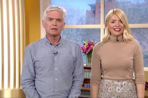 Holly Willoughby and Phillip Schofield's 'bitter off-screen rivalry' revealed