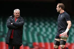 Warren Gatland explains why he's convinced Alun Wyn Jones is staying in Wales beyond the Rugby World Cup
