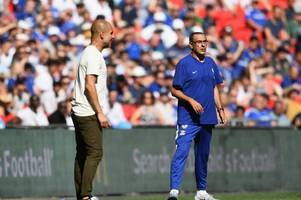 some man city and juventus fans say the same thing about pep guardiola as sarri exits chelsea