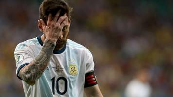 colombia beat messi's argentina at copa america