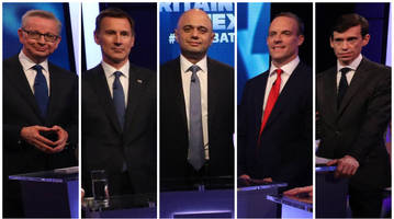UK Conservative leader hopefuls clash over Brexit