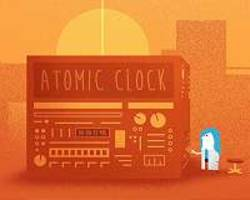 how an atomic clock will get humans to mars on time