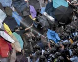 police face mounting brutality claims after hong kong clashes