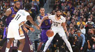 After Year of Turmoil, Lakers Look Ready to Contend