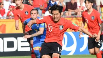 lee kang-in: 4 things to know about the u-20 world cup golden ball winner linked with real madrid