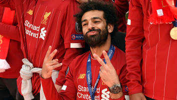 mohamed salah will 'review situation' next summer as he rejects real madrid & juventus interest