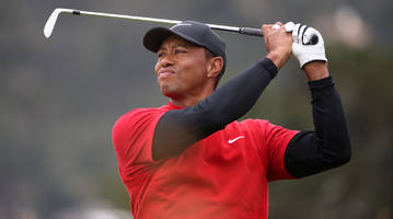 tiger's roar comes too little, too late at pebble beach