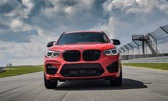 2020 BMW X3 M, X4 M Show Up on American Roads, Tens of Pics Capture the Moment