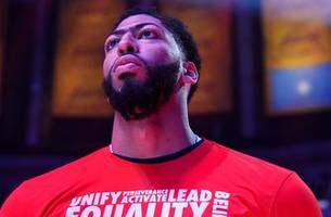 Cris Carter on Anthony Davis: The Lakers needed a young superstar next to The King