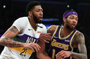 skip bayless on why the pelicans get the slight edge in winning the anthony davis trade with lakers