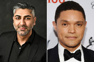 trevor noah hires former red hour executive haroon saleem as president of day zero productions