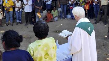 vatican considers ordaining older married men in remote parts of amazon