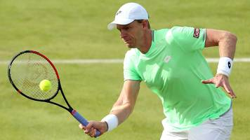anderson survives norrie test in first round at queen's